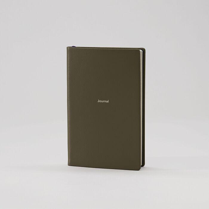 Journal S Notizbuch liniert Ranger Green