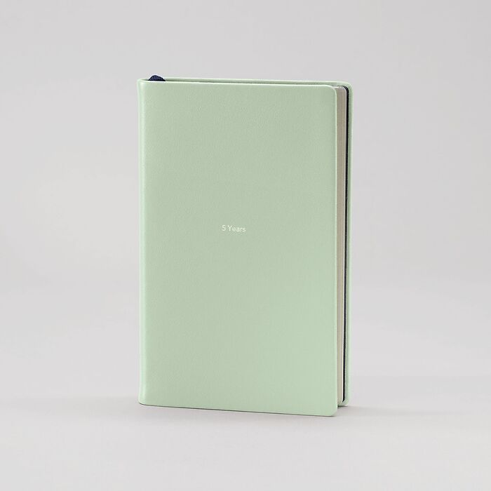 5 Years Book M Cool Mint