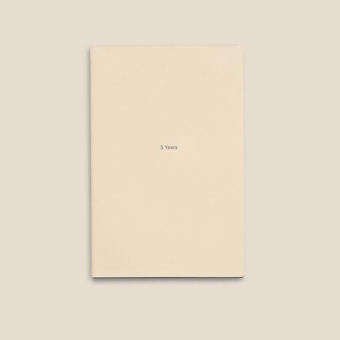 5 Years Book M White Truffle