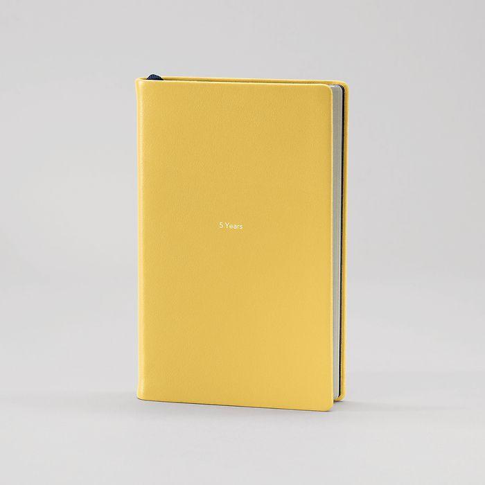 5 Year Book M Mustard