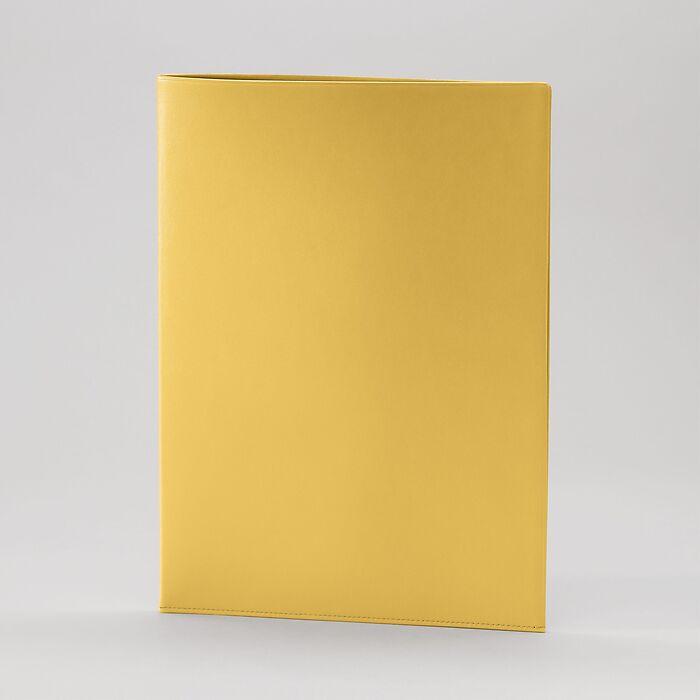 Document Jacket Mustard