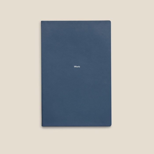 Work Life Calendar M 2020 Prussian Blue